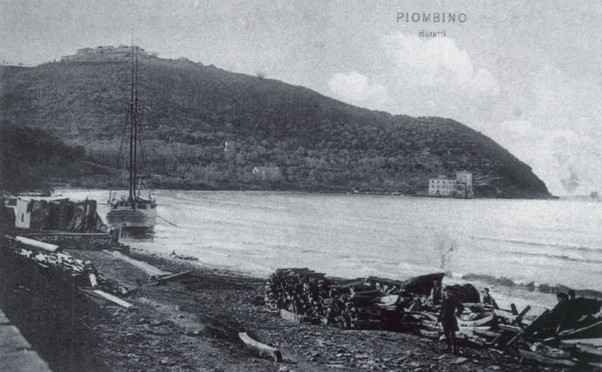 Preview ofBaratti 1910 Costante Neri at wreck removal of sailing cargo ship