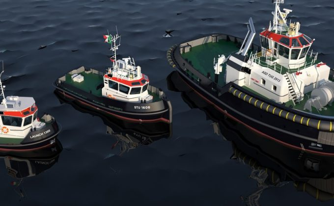 Preview ofFratelli Neri S.p.A. orders three vessels