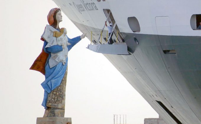 Preview ofHoly Mother Livorno - Photo © Giacomo Spagnoli