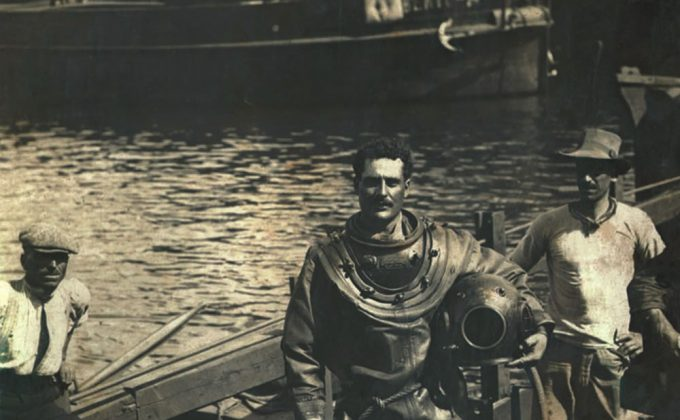 Preview ofPalombaro Diver 1924