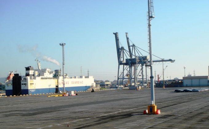 Sintermar Container Terminal