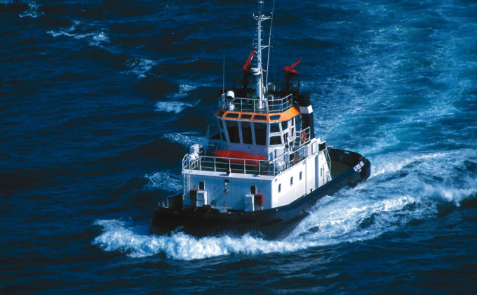 Italian tugs in joint venture in greece