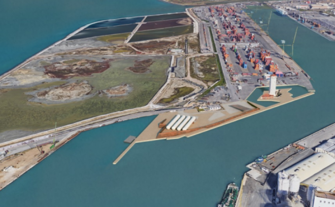 Livorno will also have its GNL hub