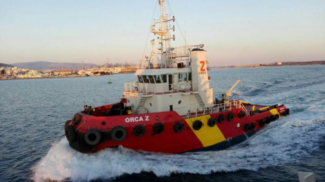New operation in Greece for Italian tugs